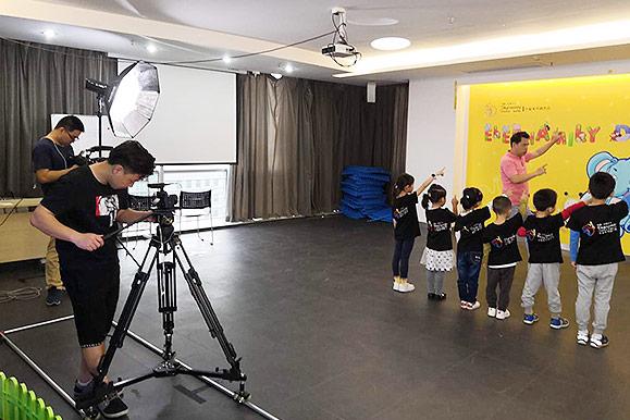 东湖文化小福象儿童戏剧泛教育平台宣传片拍摄