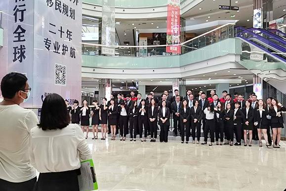 广东联华集团27周年宣传片拍摄